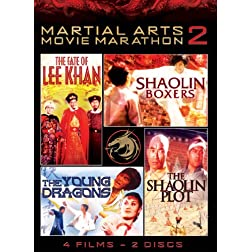 Martial Arts Movie Marathon, Vol. 2