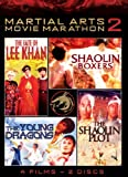 Martial Arts Movie Marathon, Vol. 2 (The Fate Of Lee Khan, Shaolin Boxers, The Young Dragons, The Shaolin Plot)