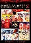 Martial Arts Movie Marathon, Vol. 2