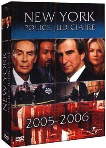 New York District (New York Police Judiciaire) - Saison 14