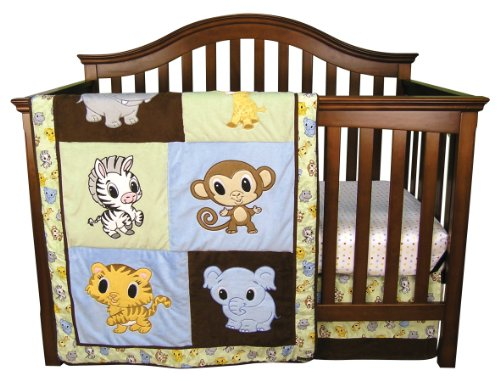 Vintage You will observe more details review expense and in addition examine review purchaser views right before acquire Trend Lab Piece Crib Bedding Set Chibi