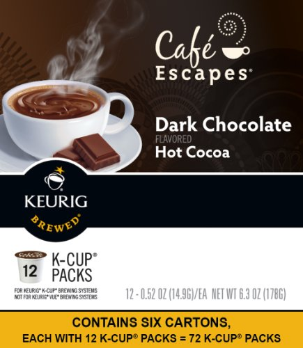 Keurig Dark Hot Chocolate Calories