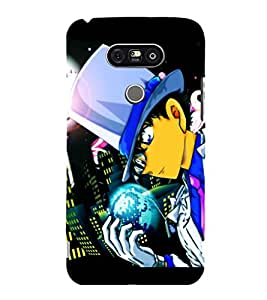printtech Anime Character Japan Back Case Cover for LG G5 :: LG G5 Dual H860N with dual-SIM card slots