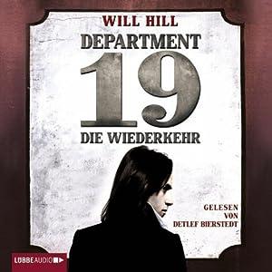 Department 19: Die Wiederkehr Hörbuch