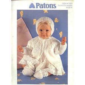 matinee jacket pattern | eBay
