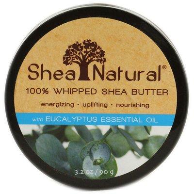 Shea Natural Whipped Shea Butter