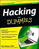 img - for Hacking For Dummies book / textbook / text book