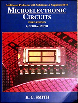 sedra smith microelectronic circuits pdf exercise solution