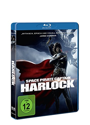 Space Pirate Captain Harlock, Blu-ray