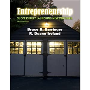 VangoNotes for Entrepreneurship: Successfully Launching New Ventures, 2/e | [Bruce Barringer, Duane Ireland]