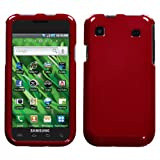 51WLjLDKCuL. SL160  Hard Protector Skin Cover Cell Phone Case for Samsung Vibrant (Galaxy S)/Galaxy S 4G T959 T Mobile   Red