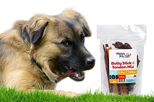 wyldlife pets bully sticks beef tendons for dogs combo. Black Bedroom Furniture Sets. Home Design Ideas