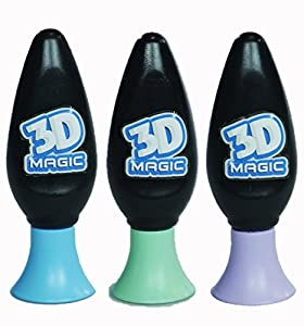 3D Magic 3 Gel Refil Set