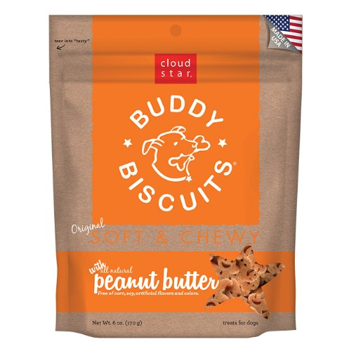 buddy biscuits soft chewy dog
