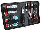 InLine® Werkzeugset für Computer und Elektronik, 34-tlg., InLine®