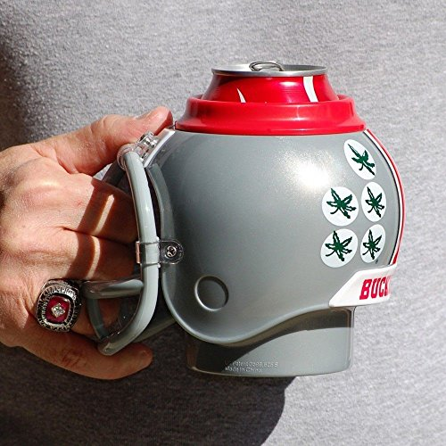 Ohio State Buckeyes Mug - Osu Helmet Fanmug