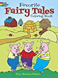 Favorite Fairy Tales Coloring Book (Dover Classic Stories Coloring Book)