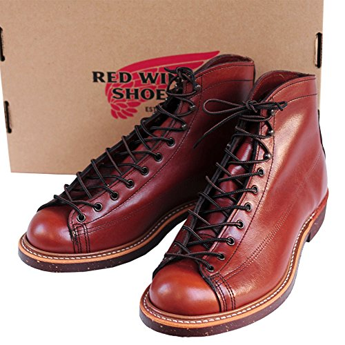 "RED WING(レッド ウィング)Wide Panel ""LINEMAN"" /Heritage Work【2996】[正規取扱] (8, Cigar""Retan"")"