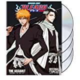 Bleach Uncut Box Set: Season  5 - The Assault ~ Bleach