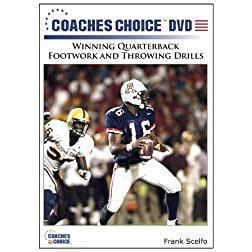 Winning Quarterback Footwork and Throwing Drills
