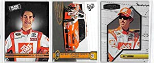 Buy Joey Logano - NASCAR Racing Card Lot - 3 Cards (A) by Press Pass
