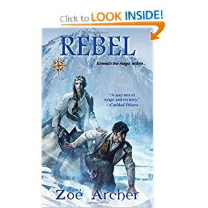 Rebel (The Blades of the Rose) by