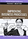 Improving Business Processes (Pocket Mentor)