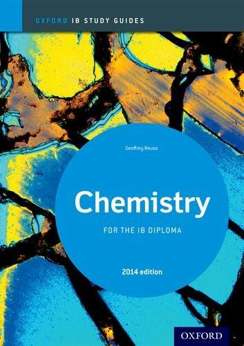 IB Chemie 2014 (Ib Diplom-Programm)