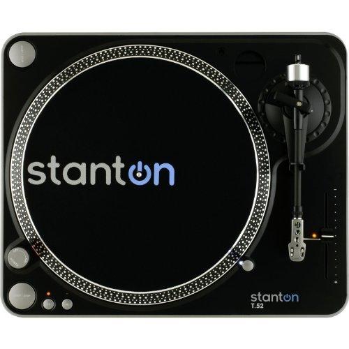 Stanton-T52-B-giradischi-professionale-piatto-per-DJ-vinile