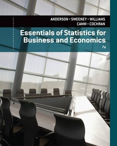 Download Essentials of Statistics for Business and Economics