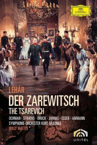 Der Zarewitsch: Orchester Kurt Graunke (Mattes) [DVD] [2007]