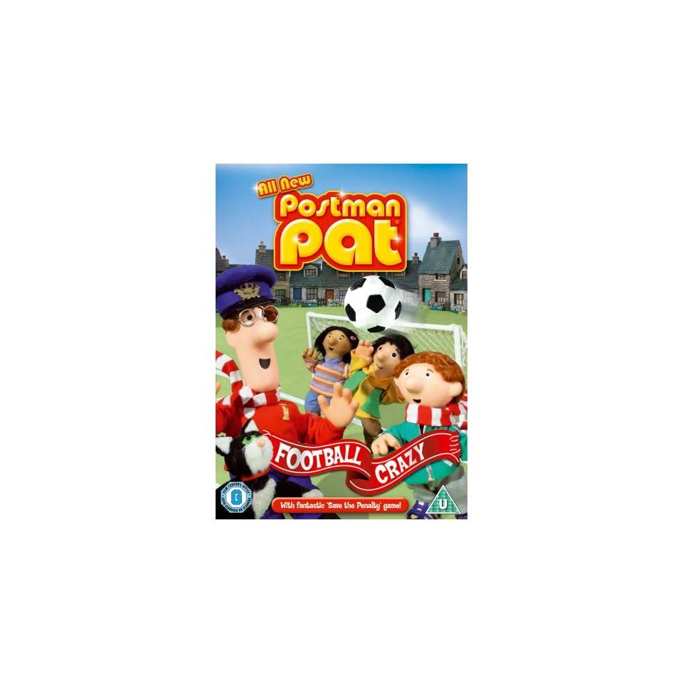 Postman Pat   Football Crazy   Box Set ( Postman Pat Goes Football Crazy / Postman Pat And The Troublesome Train ) [ NON USA FORMAT, PAL, Reg.2 Import   United Kingdom ]