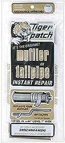 Tiger Patchu00ae Jumbo Muffler & Tailpipe Repair Tape