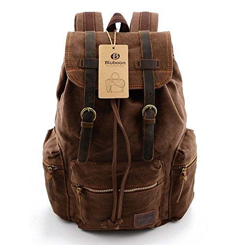 bluboon-vintage-mochilas-de-lona-para-hombre-mujer-casual-mochila-bolsas-12-l-178-h-65-b-cafe