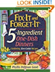 Fix-It and Forget-It 5-Ingredient One...
