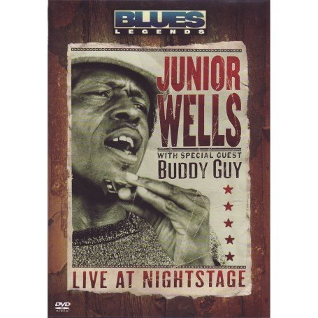 Junior Wells W. Special Guest Buddy Guy - Live at Nightstage [DVD]