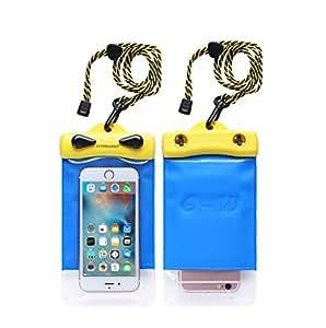 "Dry Bag TPU Waterproof Case Bag For iPhone SE iPhone 6S (3.9"" x 5.9"", Y1015)"