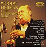Live at Newport Jazz Festival 1972 by Woody Herman & His Thundering (1999-08-24) 【並行輸入品】