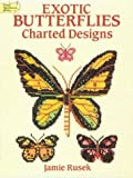 Exotic Butterflies Charted Designs