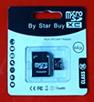 Brand New 64GB Micro SD SDXC Memory C...