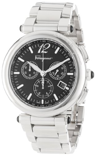 Salvatore-Ferragamo-Mens-F77LCQ9909-S099-Poema-Stainless-Steel-Watch