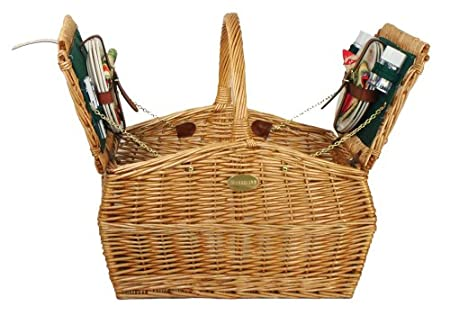 Sutherland Entourage Picnic Basket for 6