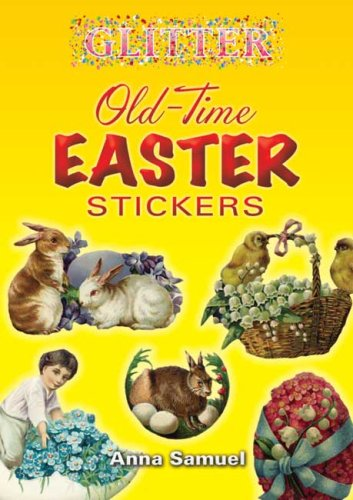 glitter-old-time-easter-stickers
