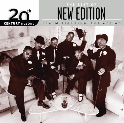 NEW EDITION - The Best Of New Edition (The Millennium Collection) - Zortam Music