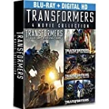 Transformers Complete 4-Movie Colle