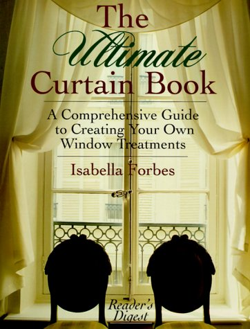 The Ultimate Curtain Book, Isabella Forbes