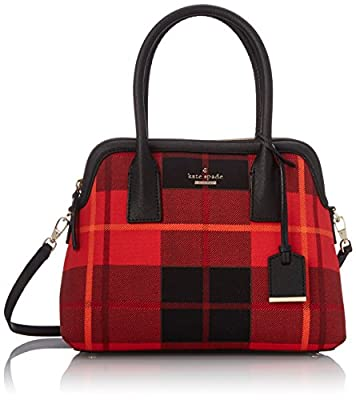 kate spade new york Cameron Street Fabric Maise Satchel Bag