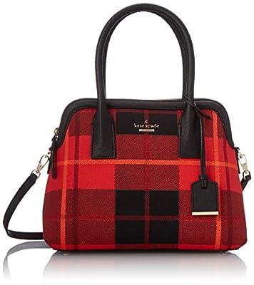 kate spade new york Cameron Street Fabric Maise Satchel Bag