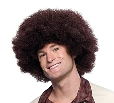 Rubie's Costume Deluxe Afro Wig