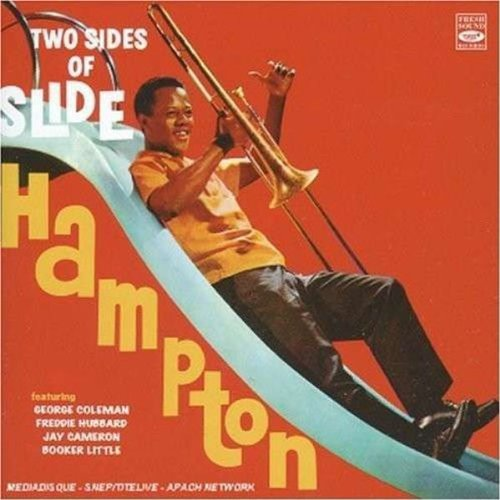 Two Sides of Slide Hampton by Slide Hampton